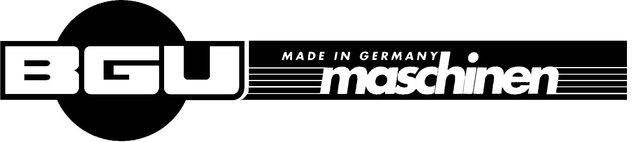 BGU-Maschinen Logo