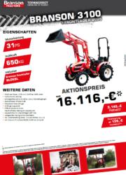 Branson 3100 Aktion Traktor - Kompakttraktor - Herbstaktion