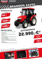 Branson 6225C Aktion Traktor - Kompakttraktor - Herbstaktion