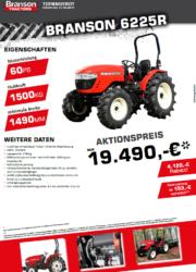 Branson 6225R Aktion Traktor - Kompakttraktor - Herbstaktion