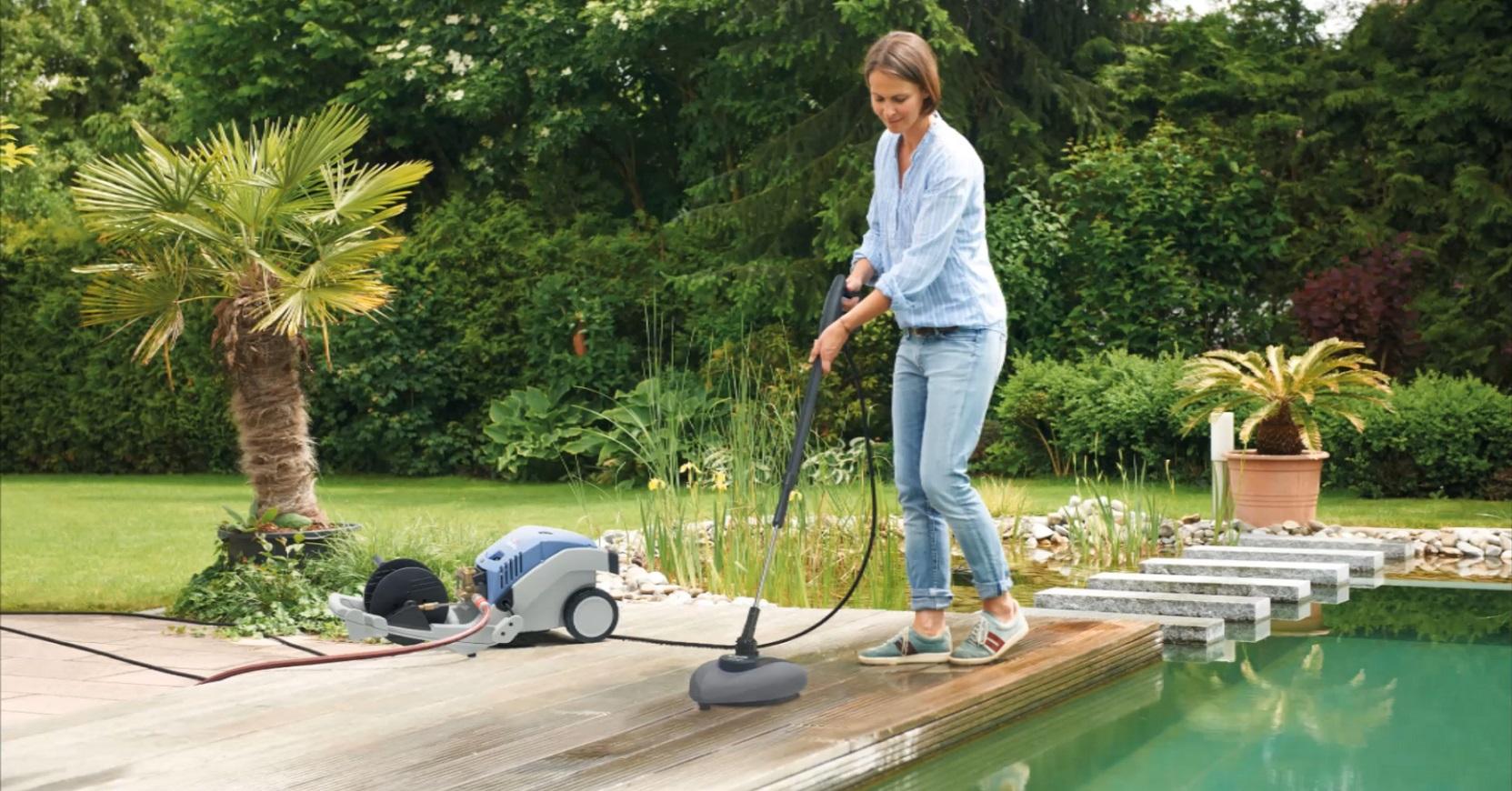 Kränzle Hochdruckreiniger bei Gartentechnik Nauroth